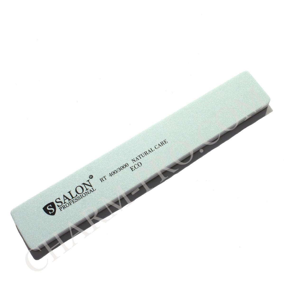 Полировка для ногтей Салон Salon 400/3000 зеленая