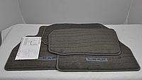 Коврики серые комплект серые K - GRAY  Nissan Leaf ZE0 / AZE0 (10-17) 999E2-8X000, фото 1