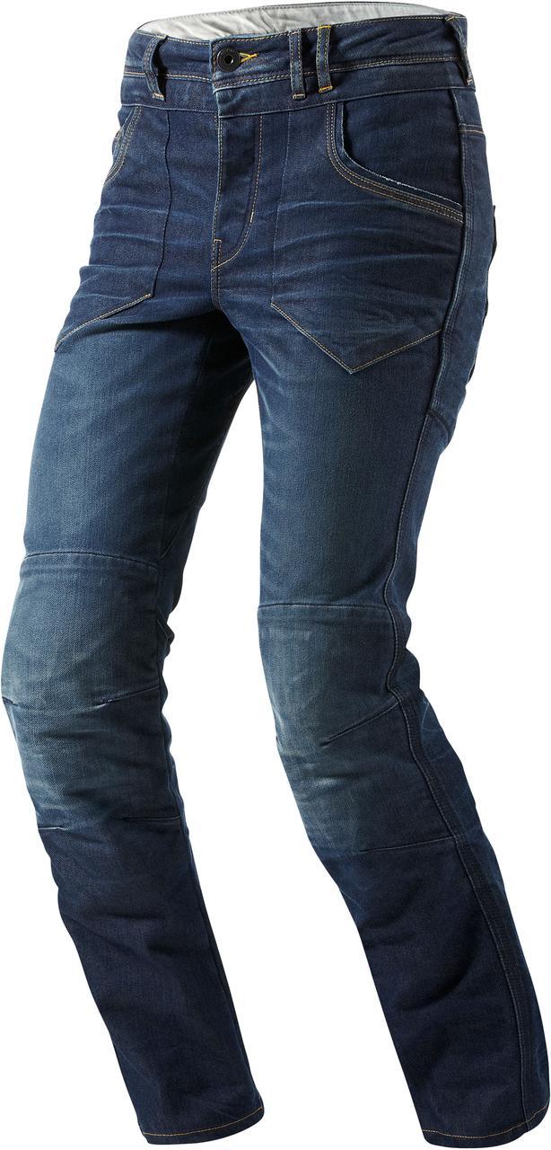 Джинсовые брюки Revit Nelson р. 33 L34 (с кевларовыми вставками)