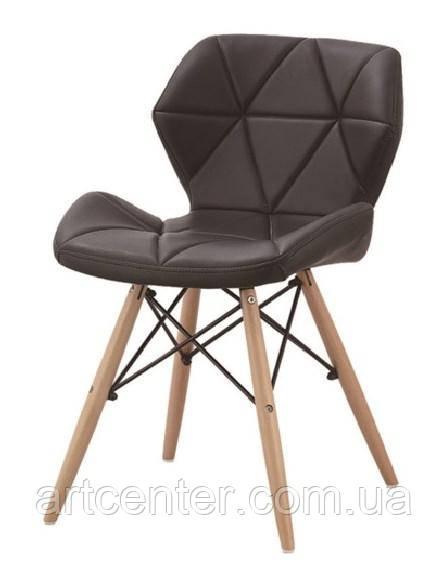 Стул для нейл-мастера, стул для дома, стул для посетителей, стул обеденный(СТАР черный)