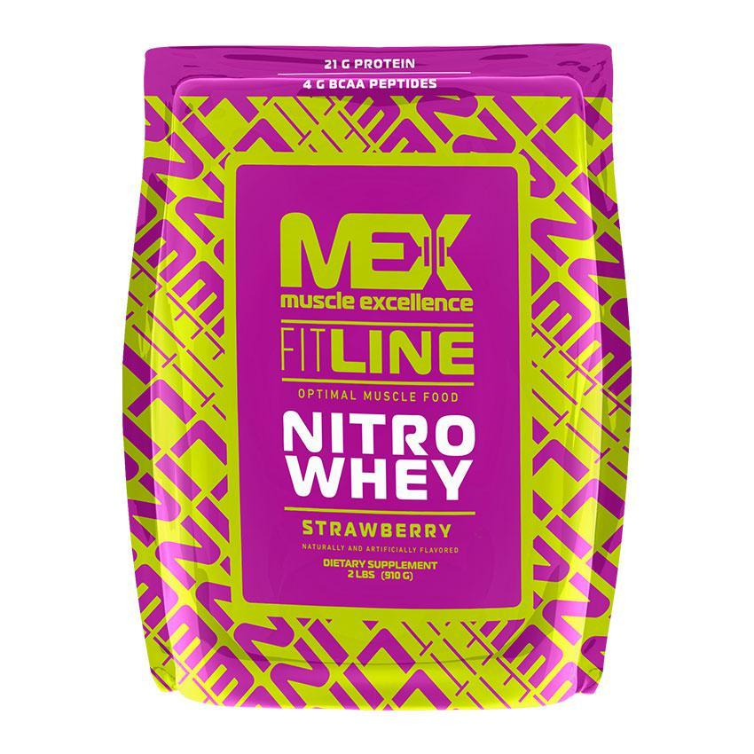 MEX Nutrition Nitro Whey 910 g