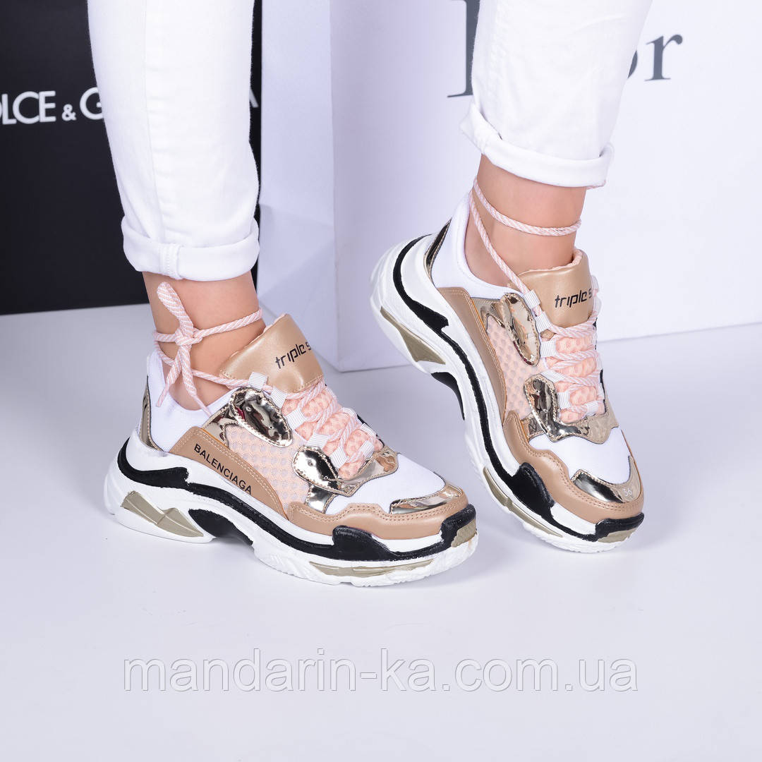 Женские кроссовки Баленсиага