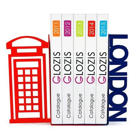 Держатель для книг Лондон, фото 2