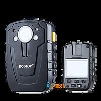 Камера для охраны BOBLOV HD31-D (D900) 64ГБ IP66 с мощным аккумулятором и большим функционалом, фото 1