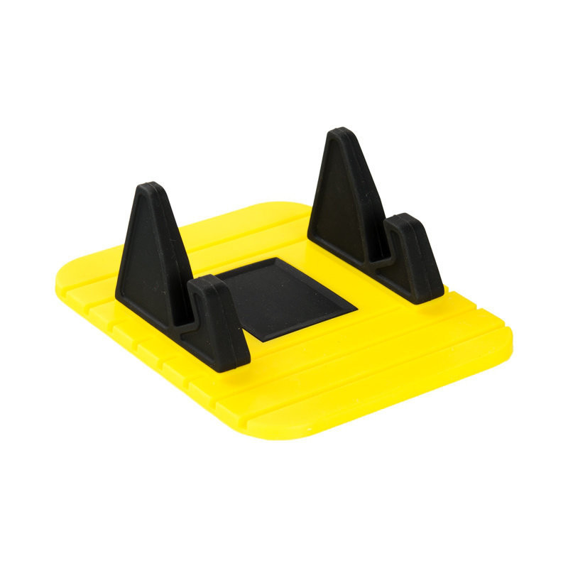 Держатель-коврик для телефона Root yellow