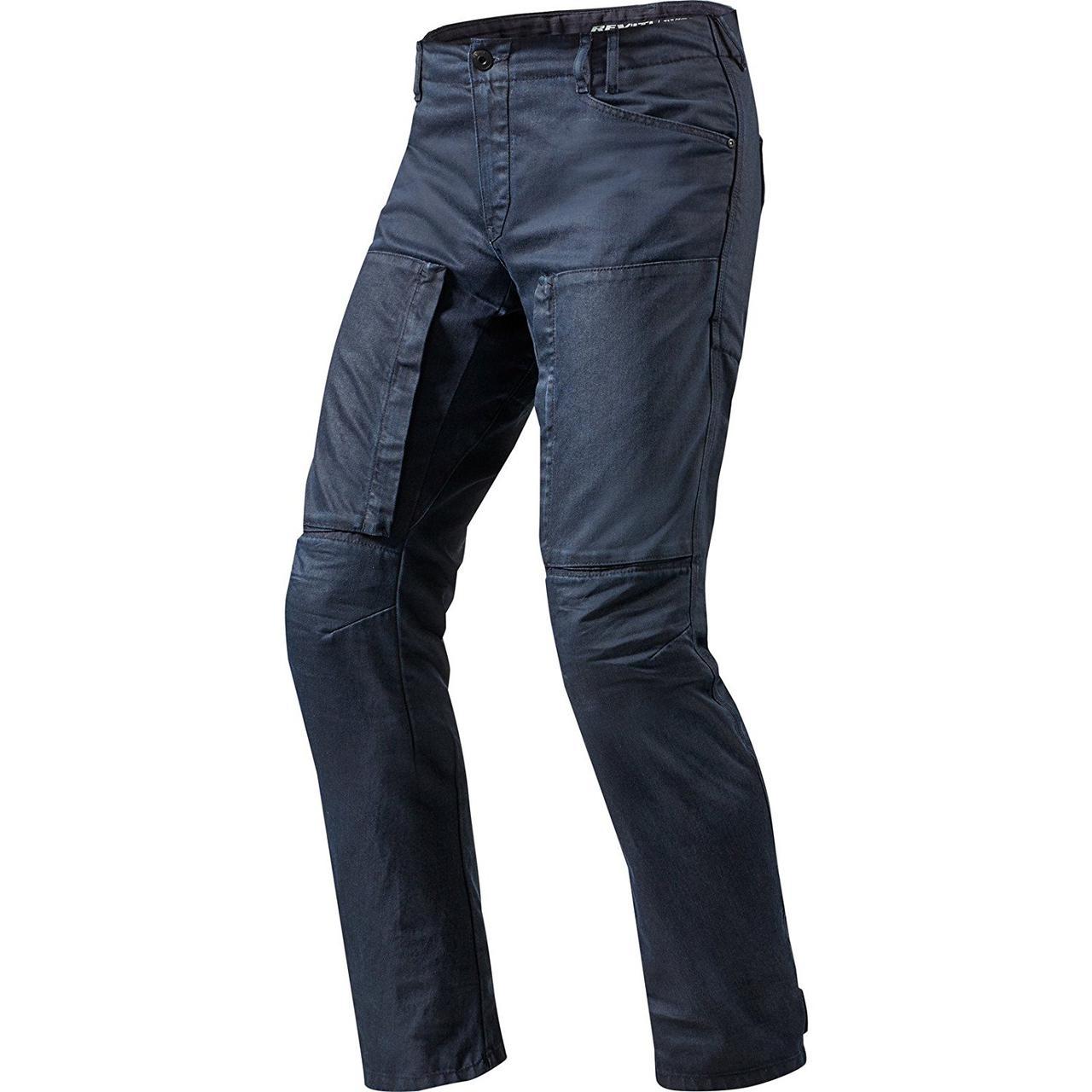Джинсовые брюки Revit Rikom р. 31 L34 (с кевларовыми вставками)