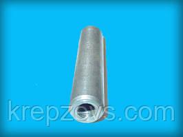 Штифт 16 мм конічний з внутрішньою різьбою DIN 7978, ГОСТ 9464-79