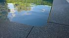 Копинговый камень из Гранита черный 28 х 100 см., фото 4