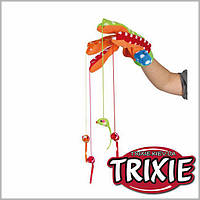 Trixie (Трикси) Перчатка с 4 мышами для кошки,1шт., фото 1