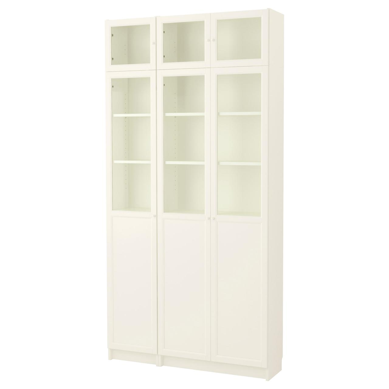IKEA BILLY / OXBERG (592.177.24) Шкаф/Сервант