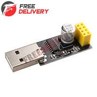 USB - UART TTL CH340G адаптер конвертер для ESP8266 ESP-01