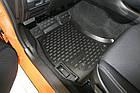 К/с Subaru XV коврики салона в салон на SUBARU Субару XV 2012-> 4 шт. (полиуретан), фото 2