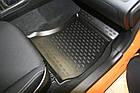 К/с Subaru XV коврики салона в салон на SUBARU Субару XV 2012-> 4 шт. (полиуретан), фото 4