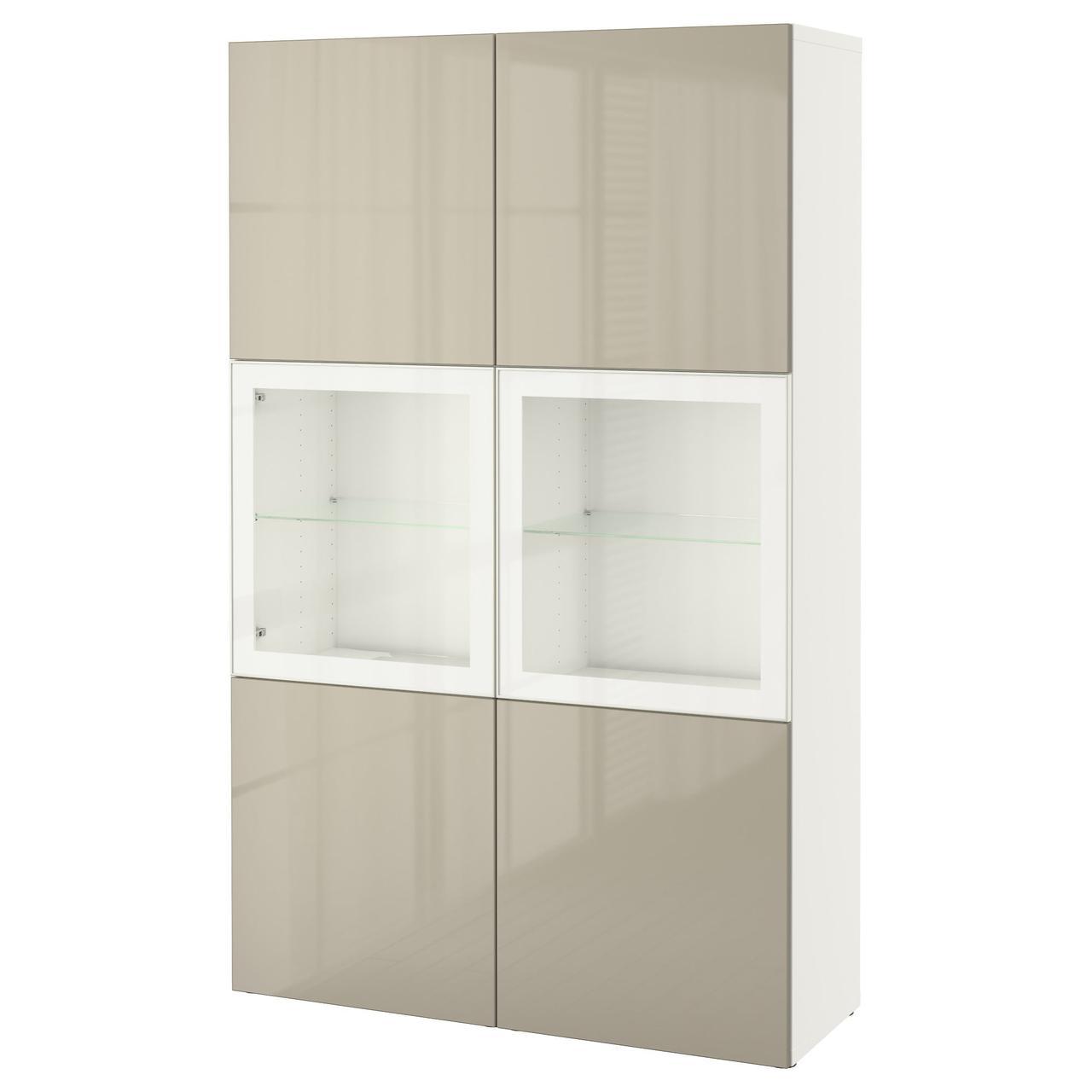 IKEA BESTA (490.898.59) Шкаф/Сервант
