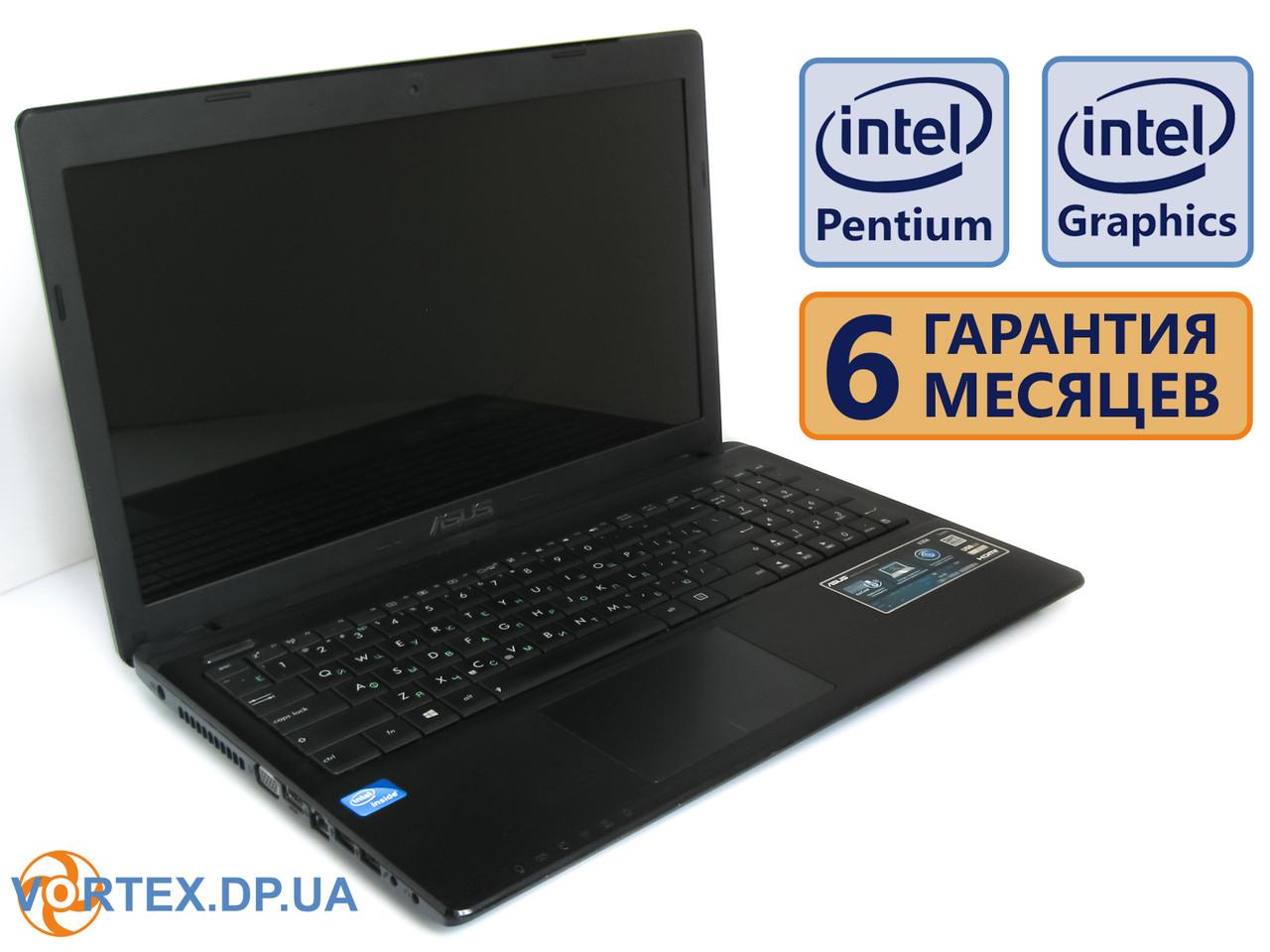 Ноутбук Asus X55 15.6 (1366x768) / Intel Pentium 2020M (2x2.4GHz) / RA