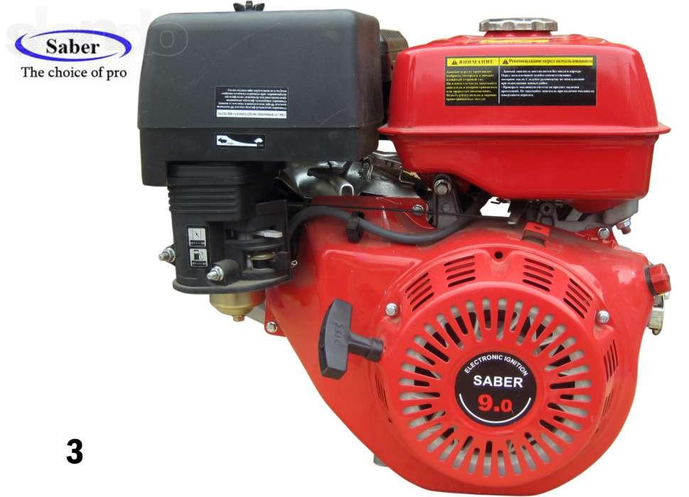 Двигатель дизельный  Saber DDS 178F (6 л.с)