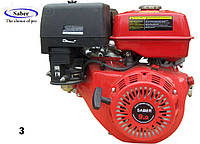 Двигатель дизельный  Saber DDS 178F (6 л.с), фото 1