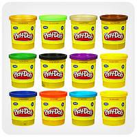 Набор для лепки Play-Doh - Масса для лепки (1 баночка - 130 гр) Коричневый