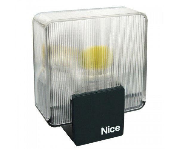 Сигнальная лампа NICE ELB со встроенной антенной, для системы BlueBUS