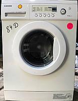 Б/У Стиральная машина Samsung (загрузка 6 кг, 1000 оборотов)