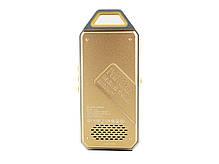 Портативная колонка MIFA F4 Bluetooth Speaker с карабином, фото 3