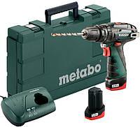 Шуруповерт ударный Metabo PowerMaxx SB Basic (600385500)