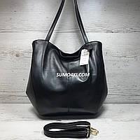 Женская кожаная сумка Италия, фото 1
