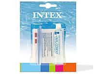 Клей с латкой Intex 59632 для ремонта надувных изделий
