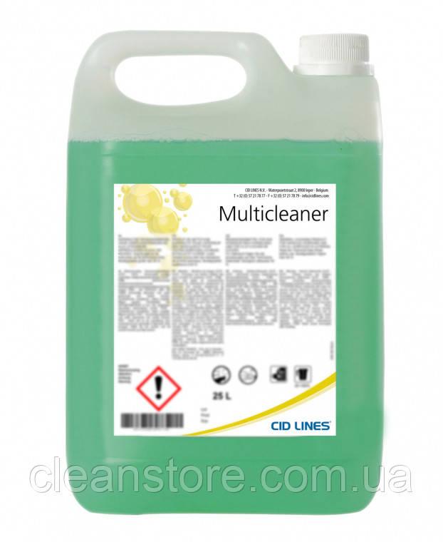 Универсальный очиститель Cid Lines Multicleaner, 5 л.