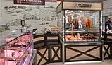 Вертикальная холодильная витрина для мяса MISSOURI MC 120 CRYSTAL S M/A, фото 4