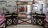 Вертикальная холодильная витрина для мяса MISSOURI MC 120 CRYSTAL S M/A, фото 5