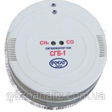 Бытовой сигнализатор газа СГБ-1-4.02Б