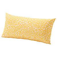 IKEA GRENO (603.380.08) Подушка, сад, желтый, белый