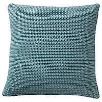 ✅ IKEA SOTHOLMEN (703.940.08) Подушка, внутри/снаружи, синяя
