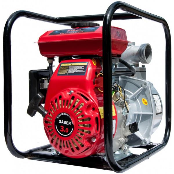 Мотопомпа бензиновая SABER  SB50-20 2IN