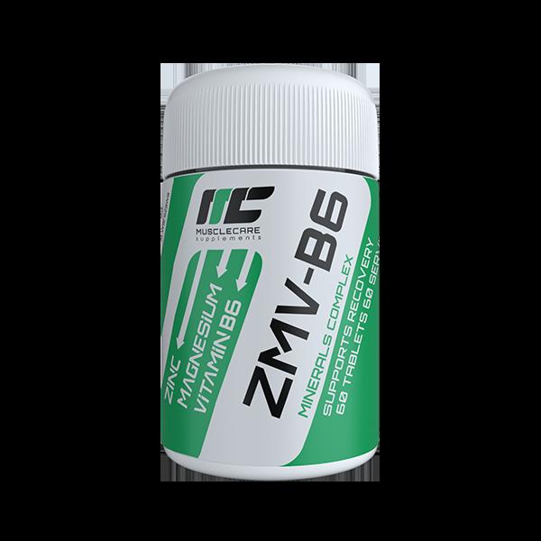 Вітаміни Muscle Care ZMV+B6 60 tabs