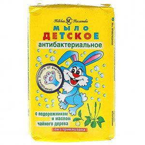 Мыло детское  Невская Косметика 90г, фото 2