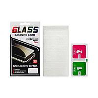 Защитное стекло для APPLE iPhone 7 Plus (0.15 мм, 3D Ultra Thin красное)
