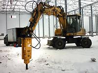 Гидромолот DFine-10 на экскаваторы 10-20 тонн