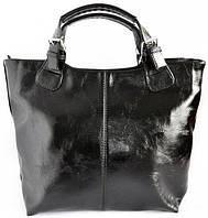 acf9d3e247c3 Объемная кожаная сумка Лакированный женский повседневный аксессуар  Доступная цена Код: КГ5170
