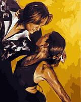 Картины по номерам 40×50 см. Танго Художник Тони Чоу, фото 1