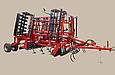 Агрегат комбинированный предпосевной АКПН-5-01 (2ряди лап, 2катка), фото 2