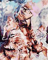 Картины по номерам 40×50 см. Вооружены и готовы Художник Димитра Милан