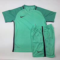 Футбольная форма Replica Nike бирюзовая