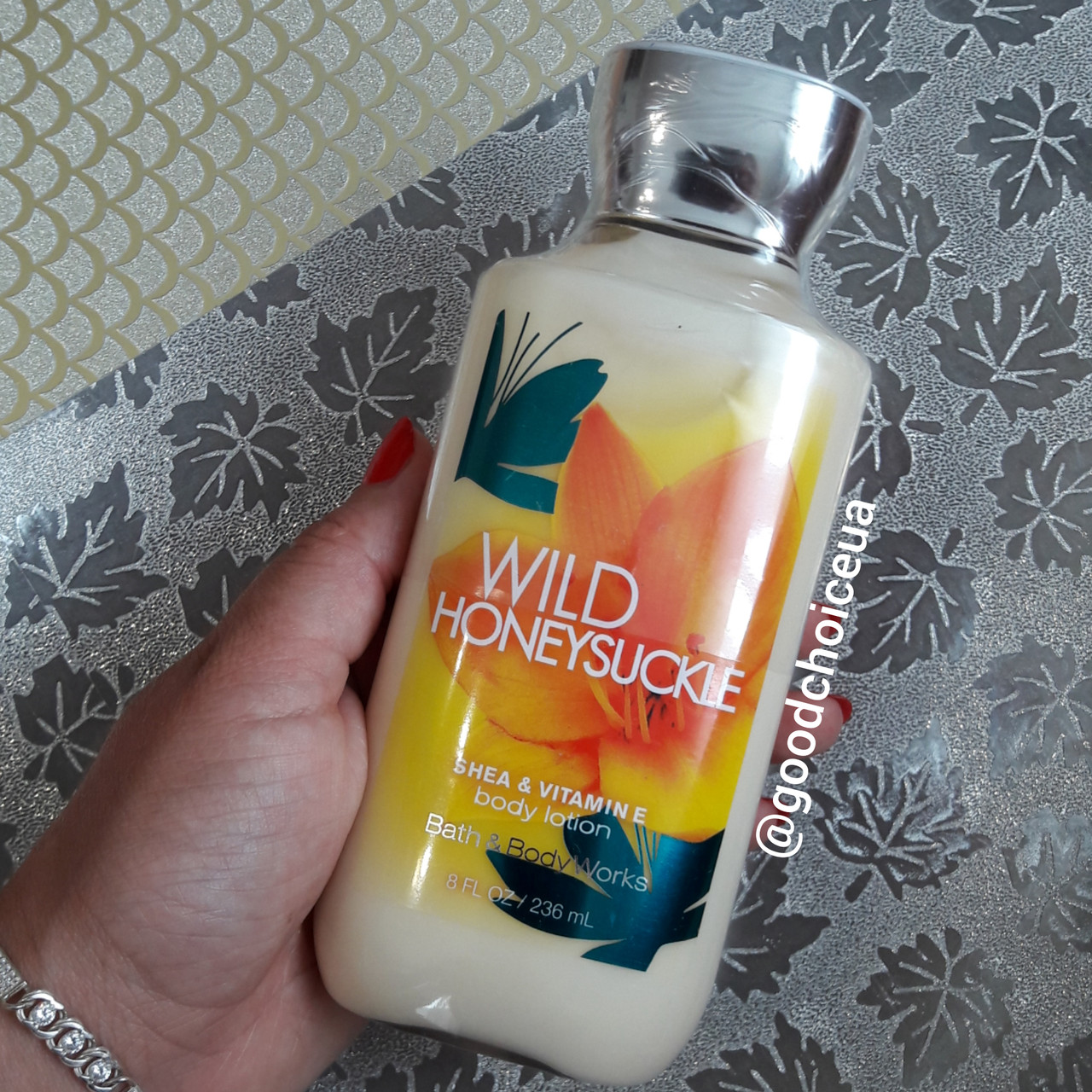 Лосьон для тела Bath&Body Works Wild Honeysuckle