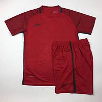 Футбольная форма Replica Nike красная