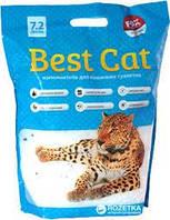 """Силикагелевый наполнитель Бест Кет для кошачьего туалета """"Best Cat"""" Blue 7,2 литра"""