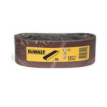 Шлифлента зерно 80 (10 шт.) DeWALT DT3303 (США/Швейцария)