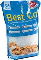 """Силикагелевый наполнитель Бест Кет для кошачьего туалета """"Best Cat"""" Blue 3,6силикагель  литра"""