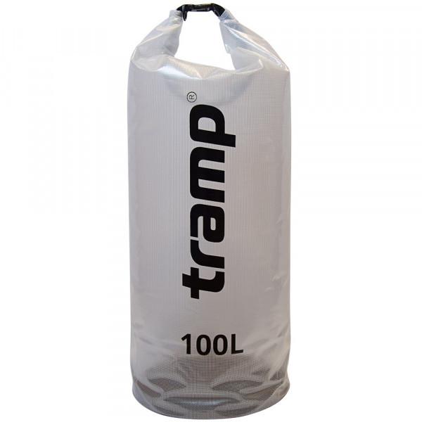 Гермомешок прозорий 100л Tramp TRA-109